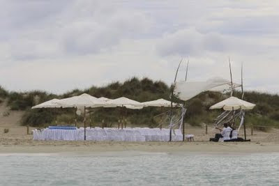 Boda ilegal de Mark Vanderloo en  Formentera