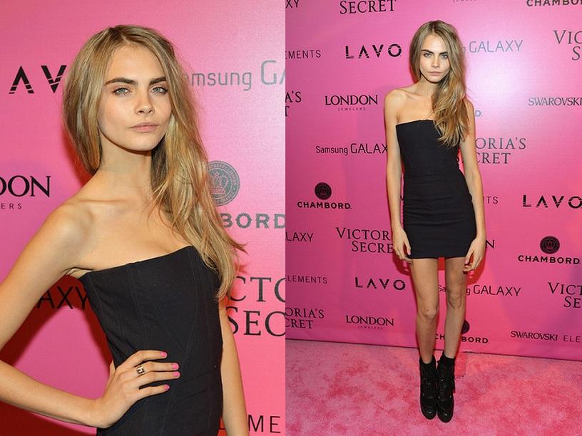 Victoria Secret's party