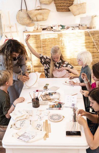Número 74 L'Atelier el nuevo lugar kidsfriendly de Ibiza
