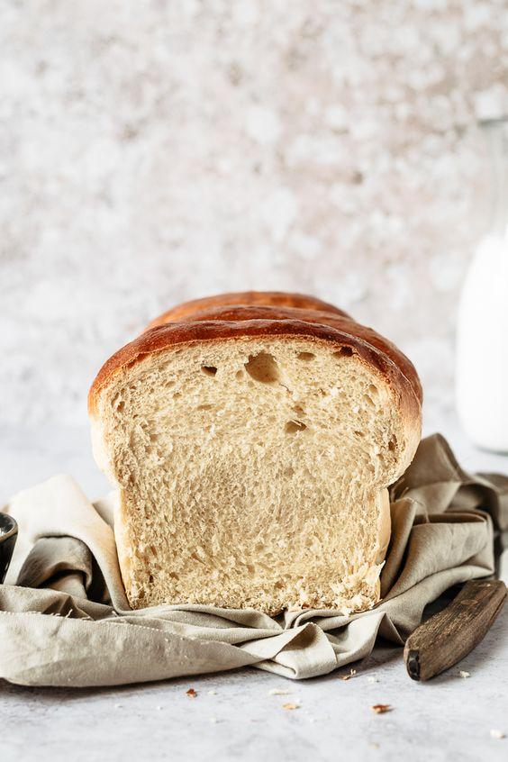hacer pan con panificadora