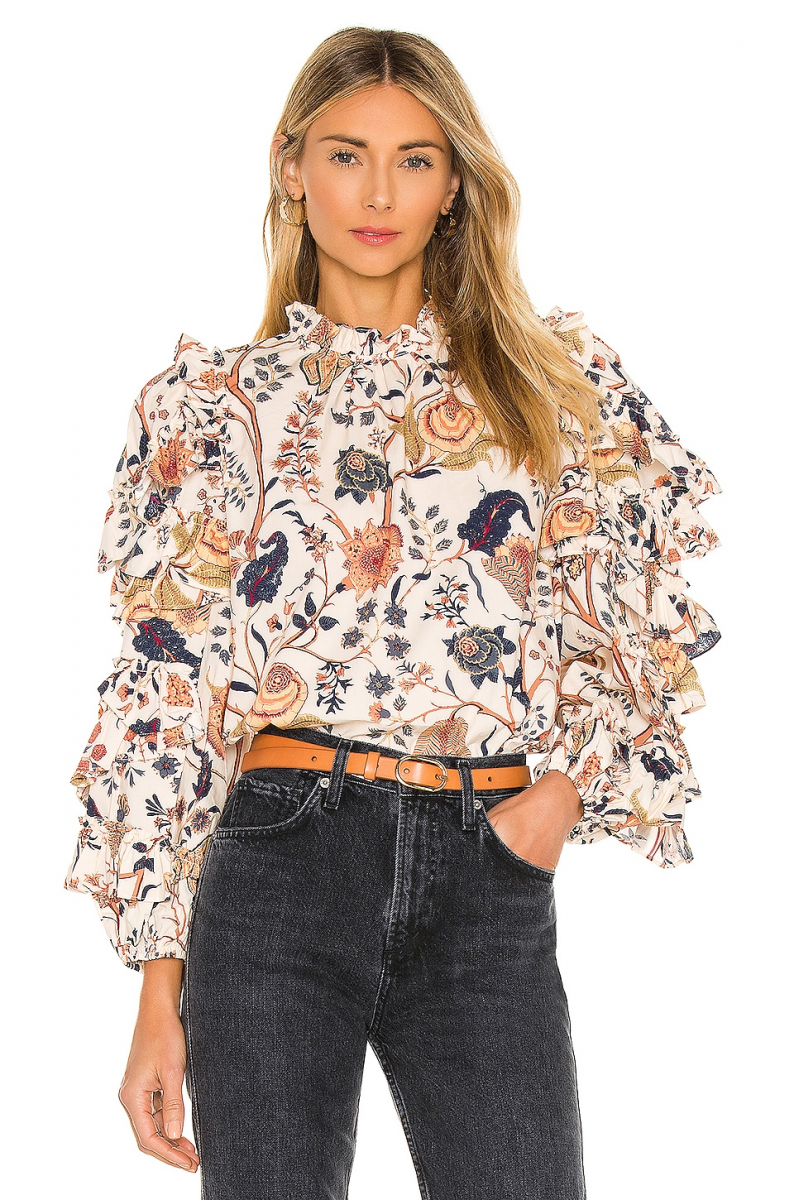 blusa pippa de ulla johnson