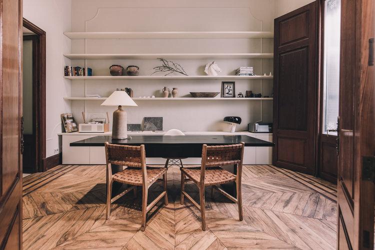 El sueño mediterráneo del diseño sueco Du Rietz Design