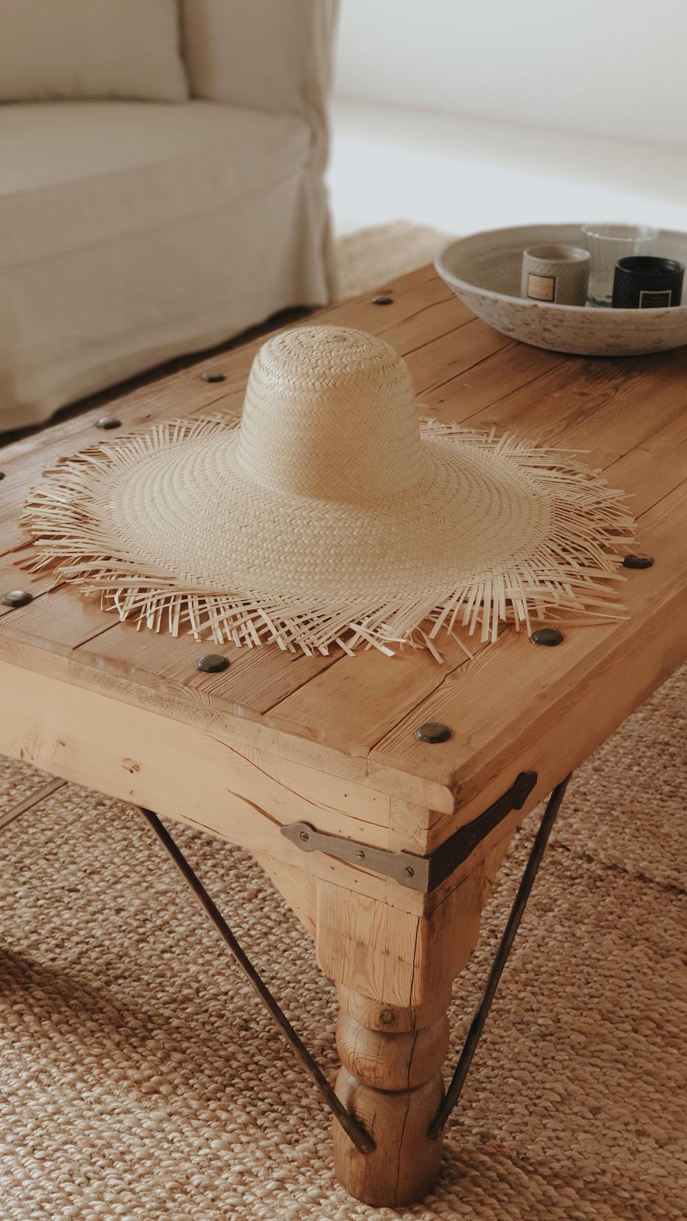 sombrero de ala ancha es calo